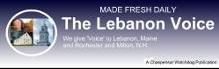 Advertising in The Lebanon Voice couldn't be easier