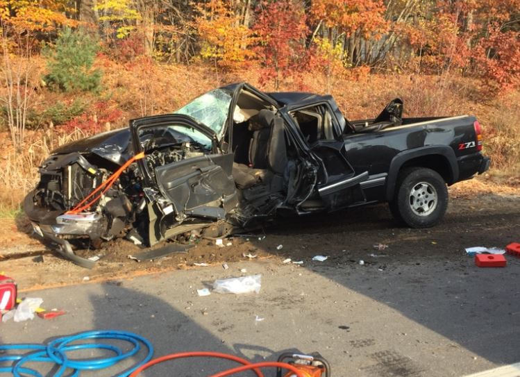 Lebanon man injured in crash with semi listed in 'serious' condition