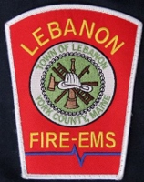 Lebanon Fire and EMS call numbers for January