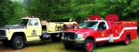 Lebanon Fire-EMS adds forestry truck to dept. fleet