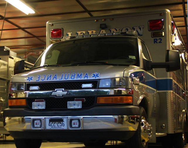 Lebanon Fire and EMS regains paramedic license