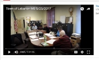 IT'S ALIVE!!! Selectmen's meetings, others now on vid