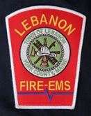Lebanon Fire and EMS call report for month of August