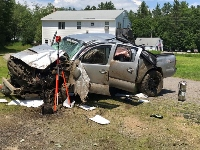 State Police continue to probe cause of Maine crash that injured Rochester teen