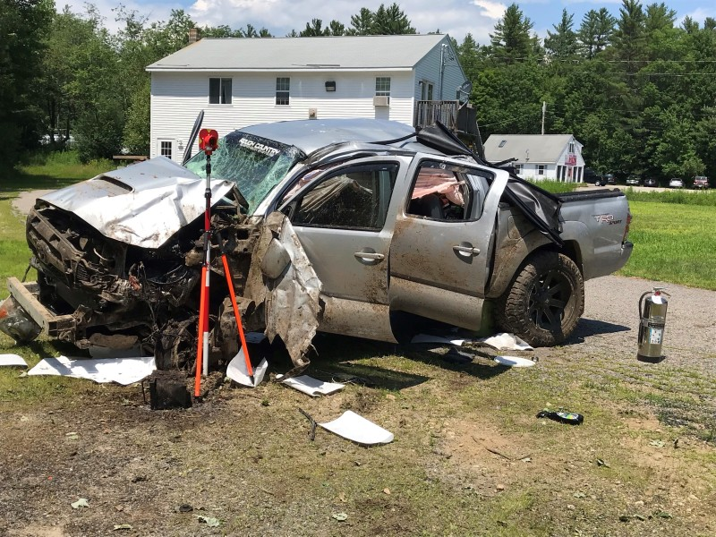 Rochester teen medflighted after sustaining serious head injury in Lebanon crash