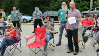 Lebanon selectmen chair chided over conflict of interest, public hearing issues