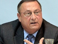 LePage's town-hall style meeting set for Wed. at Noble
