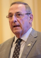 LePage pledges to not implement expanded Medicaid until fully funded