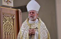 Manchester bishop accused of groping minor in the 1980s
