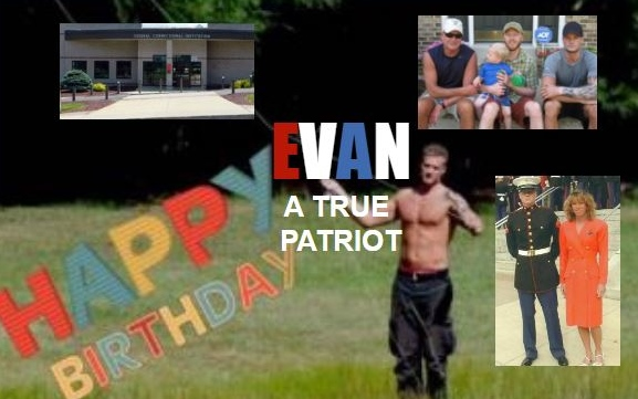 Help celebrate Evan Liberty's birthday by calling for this Rochester hero's freedom