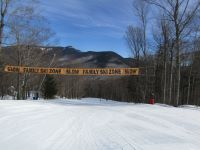 With lots of elbow room and cruisers galore, Loon Mountain is magnificent