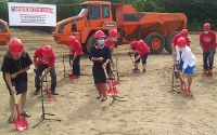 Lydall, feds, state and Rochester all dug in to make Friday's groundbreaking happen