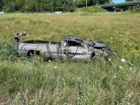 Police: Aggressive driving leads to crash that kills OOB man