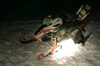 Deadly snowmobiling weekend in Maine as three die in separate crashes