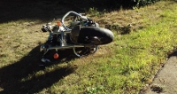 Rochester motorcyclist, rider hurt in Old Dover Rd. crash