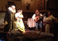 At the Castle on Charles, a night of medieval nuptials and revelry