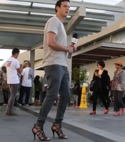 FPU men don high heels to help stop rape, sex abuse