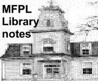 You can book on online activities all summer at MFPL