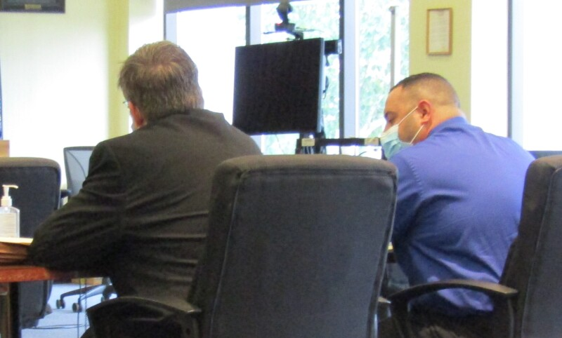 DV assault trial involving city man and former Middleton officer under way