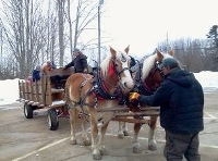 Milton's Winter Carnvial rides into town today; don't miss it