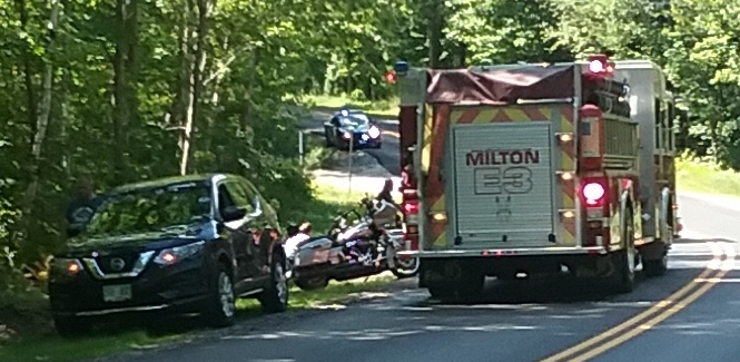 Police release more info on serious motorcycle crash on Route 75