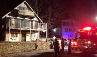 Depot Pond Road house fire cause ruled undetermined