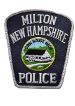 Milton Police Arrest Log for month of August.