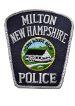 Milton Police arrest log for Aug. 1 to Sept. 3
