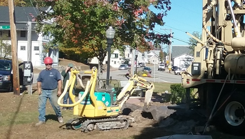 Selectmen: Poor oversight led to cost overruns on town hall, Veterans Park projects