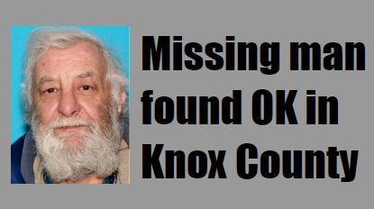 Missing Sanford man found confused but OK, officials say