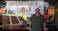 For Rochester barbecue fans, 'sweet with heat' will be a downtown treat
