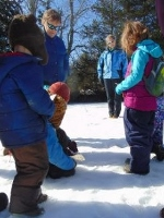 Snowshoe tracking primer next Saturday in Milton Mills