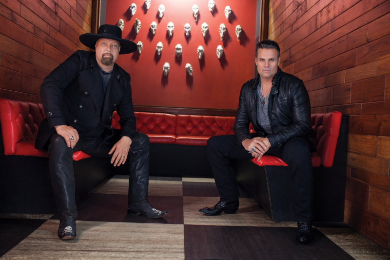Longtime country powerhouse duo Montgomery Gentry to play ROH
