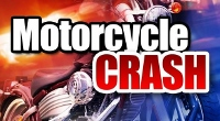 Dover man injured when motorcycle strikes curb