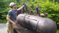With smoker from Miss., MrSippy BBQ looks to carry on family tradition