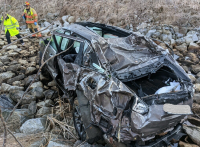 Two from Bay State perish in horrific I-93 crash