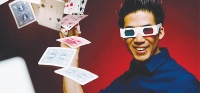 Magician-comic Norman Ng back to dazzle ROH again