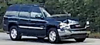 Police on lookout for SUV suspected in collision that killed retired officer