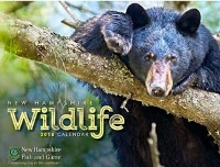NH Fish & Game Wildlife Calendar now available