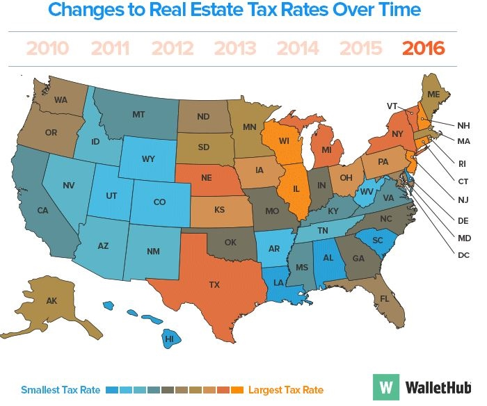 Read 'em and weep! N.H. 3rd-highest property tax rate in the country