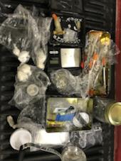 State Police make multiple overnight arrests for DWI, drug possession