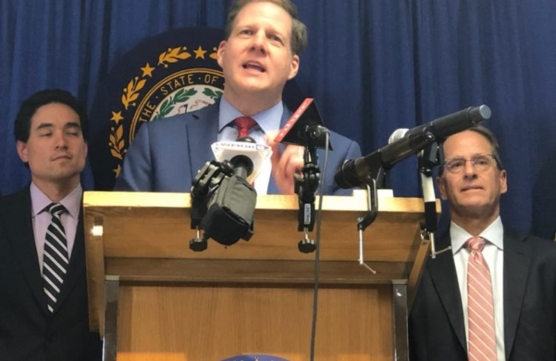 Gov. Sununu issues stay-at-home order beginning Friday at midnight
