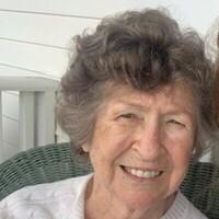 Lucille (Fortier) Corson ... longtime nurse