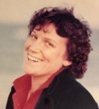 Elizabeth Healy ... enjoyed camping in White Mountains