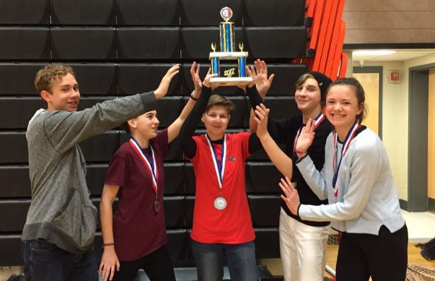 Noble Odyssey of Mind team qualifies for world championship at MSU