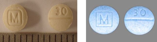 Police warn of counterfeit Oxycodones laced with fentanyl