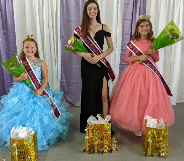 Inaugural Miss Granite State Fair crowns three winners during Sunday competition