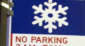 City parking ban in effect tonight beginning at 10