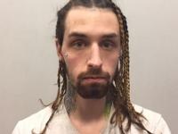 Eastside man arrested after crash takes down mail boxes