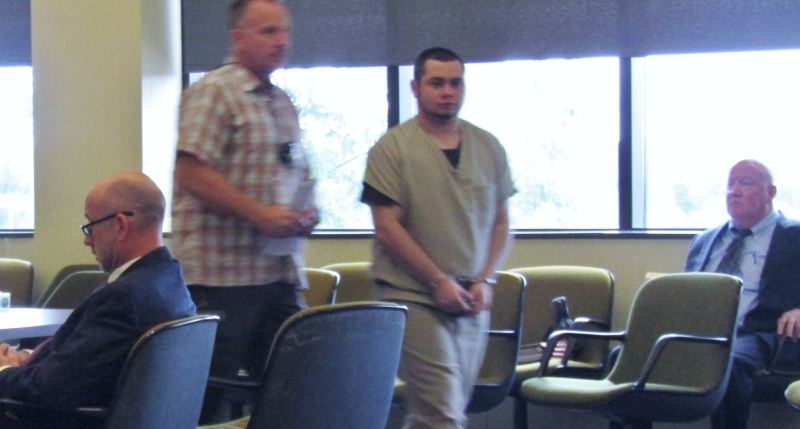Second accused in June kidnapping pleads guilty, gets 2-to-5 years